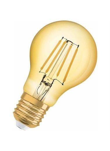 Osram Vintage 1906 Classic 7W Sarı Işık Normal Duy Renksiz